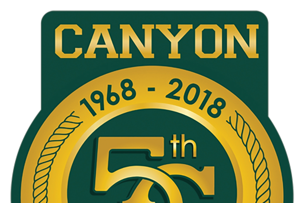 Canyon High School Celebrates 50th Anniversary