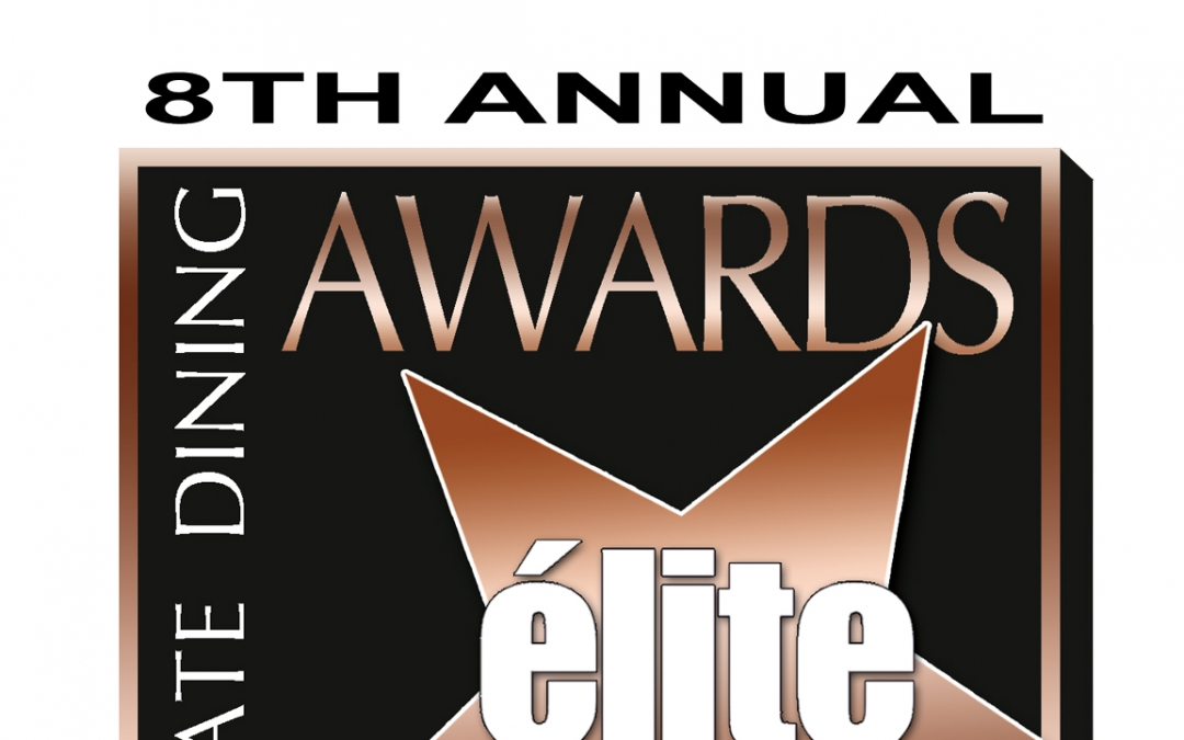 And The Winners Are …Congratulations to élite Magazine's Ultimate Dining Professionals!  – Aug/Sept 2018