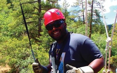 An Adventure Above Ground in Wrightwood, California