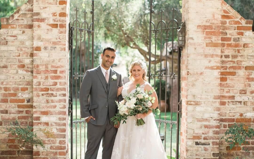The Persian Wedding of Lauren & Vahid Hamzeinejad