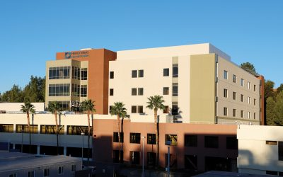 New Patient Tower to Open at Henry Mayo Newhall Hospital