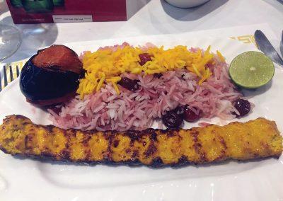 Catering-Persia