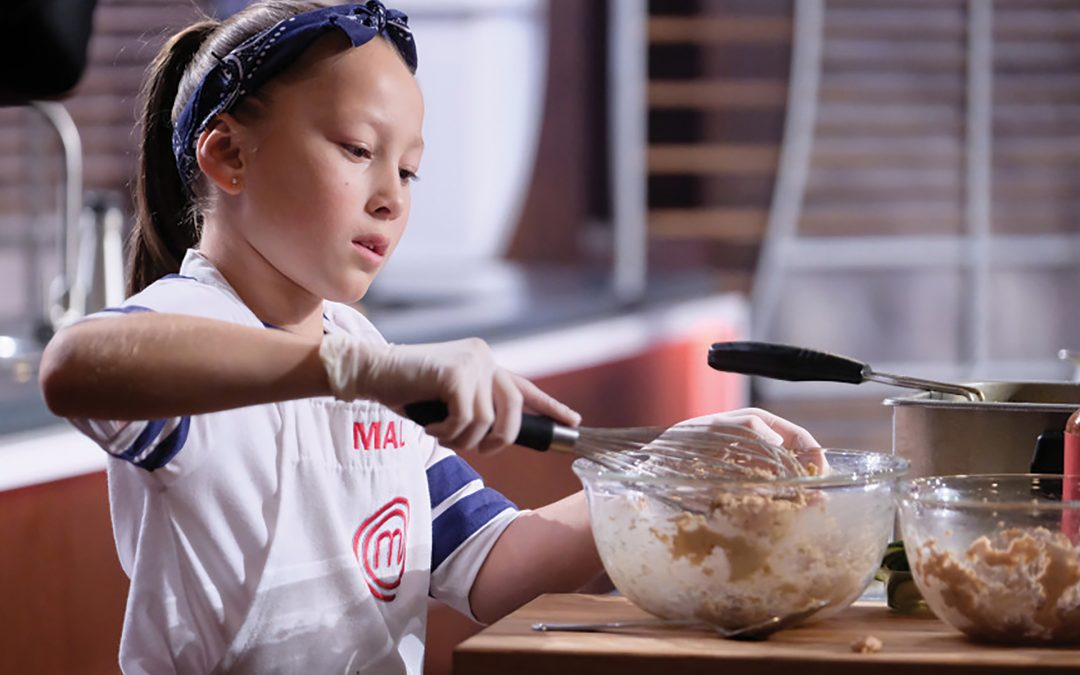Malia Brauer – Cooking Up Courage & Following Her Dream