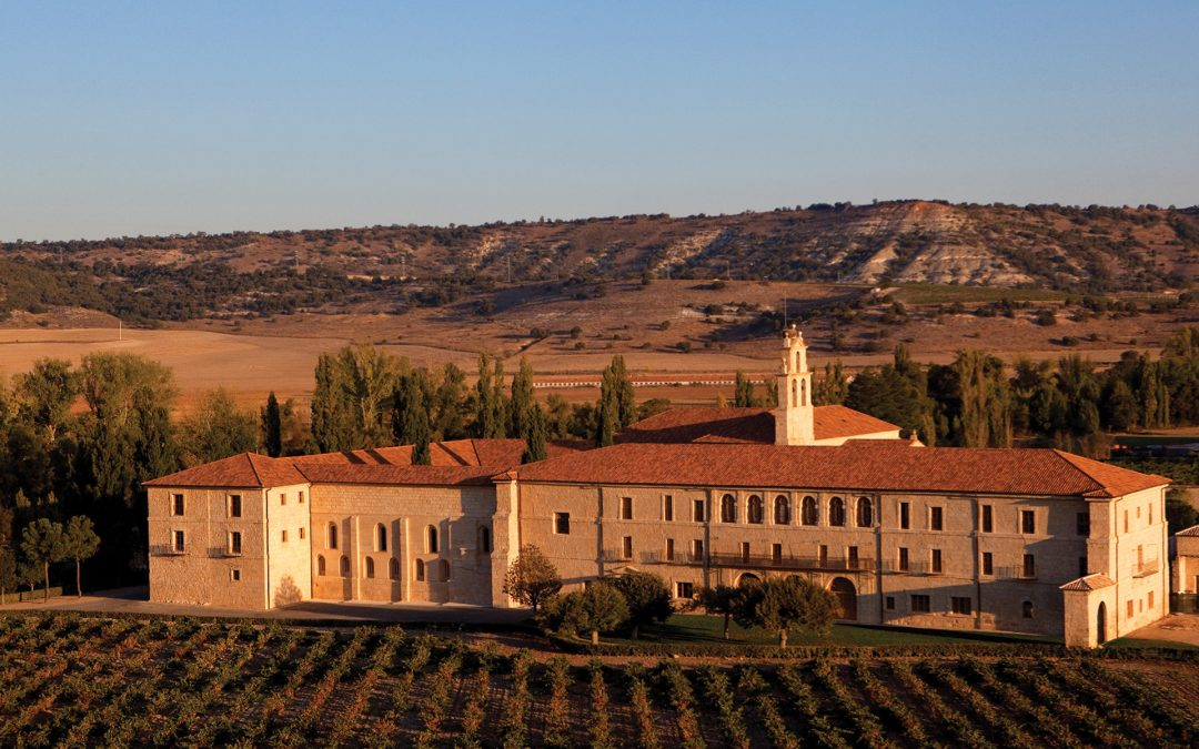 Discovering Spain's Number One Monastery Turned Hotel, Winery and Spa: Abadía Retuerta LeDomaine