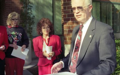 Santa Clarita Founding Father Carl Boyer Remembered as a Man of Action