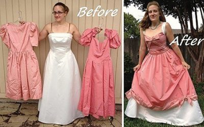 4 Ways to Repurpose a Bridesmaid's Dress