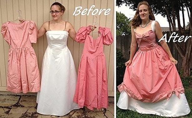 4 Ways to Repurpose a Bridesmaid's Dress