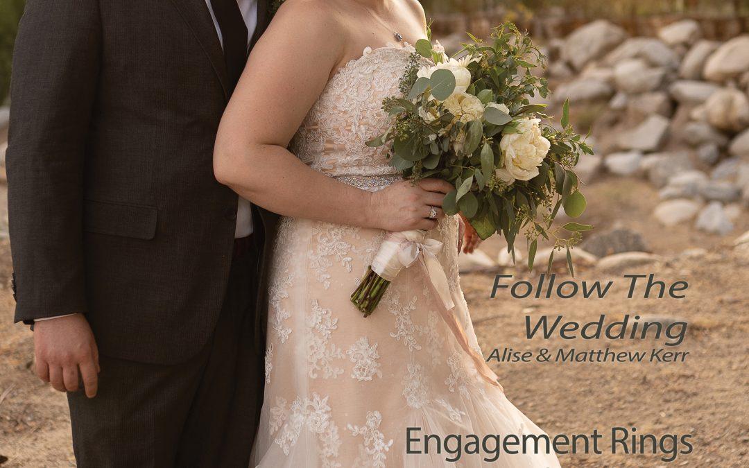 The Unforgettable Outdoor Wedding – Alise & Matt Kerr