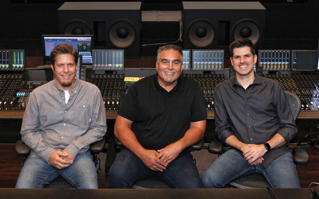 Meet the Emmy Nominated Post Production Team