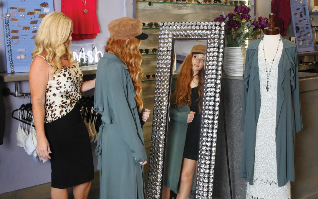 Dolled Up Boutique Fall Fashion Trends!