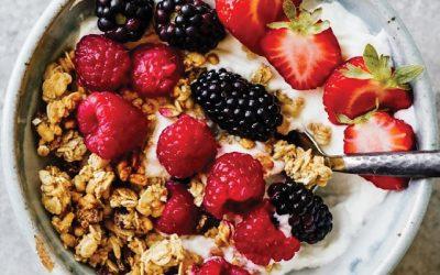 Fruit & Yogurt Parfait