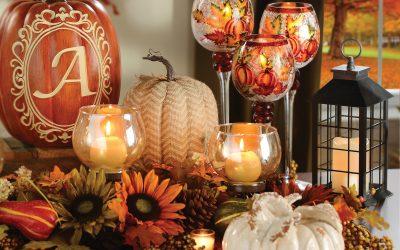 Fall Home Décor Inspiration