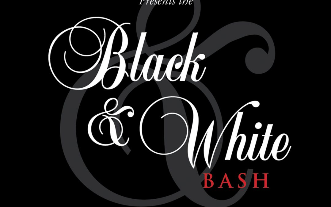 See You At VIA's  Black & White Bash!