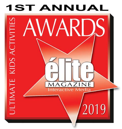 1st Annual Ultimate Kid Activities Award Winners