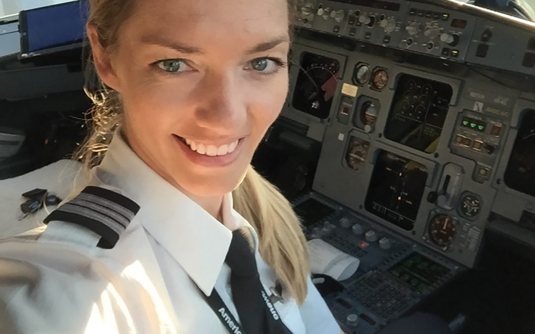 Reaching Possibilities 30,000 feet In the Air with Jena Pelletier