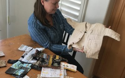Suzanne DeCuir's Life Jackets – Valencia Artist Subject of New Documentary Film
