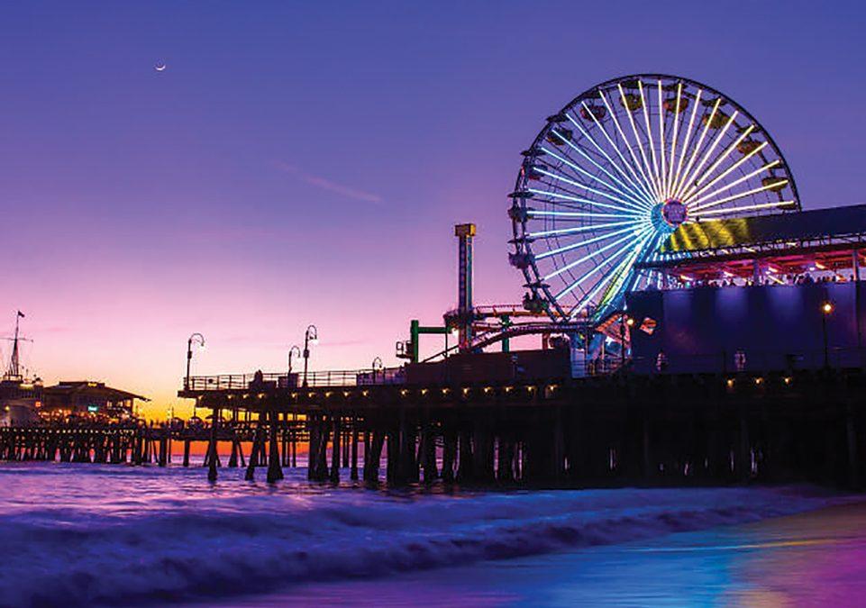 Great Escape: Santa Monica