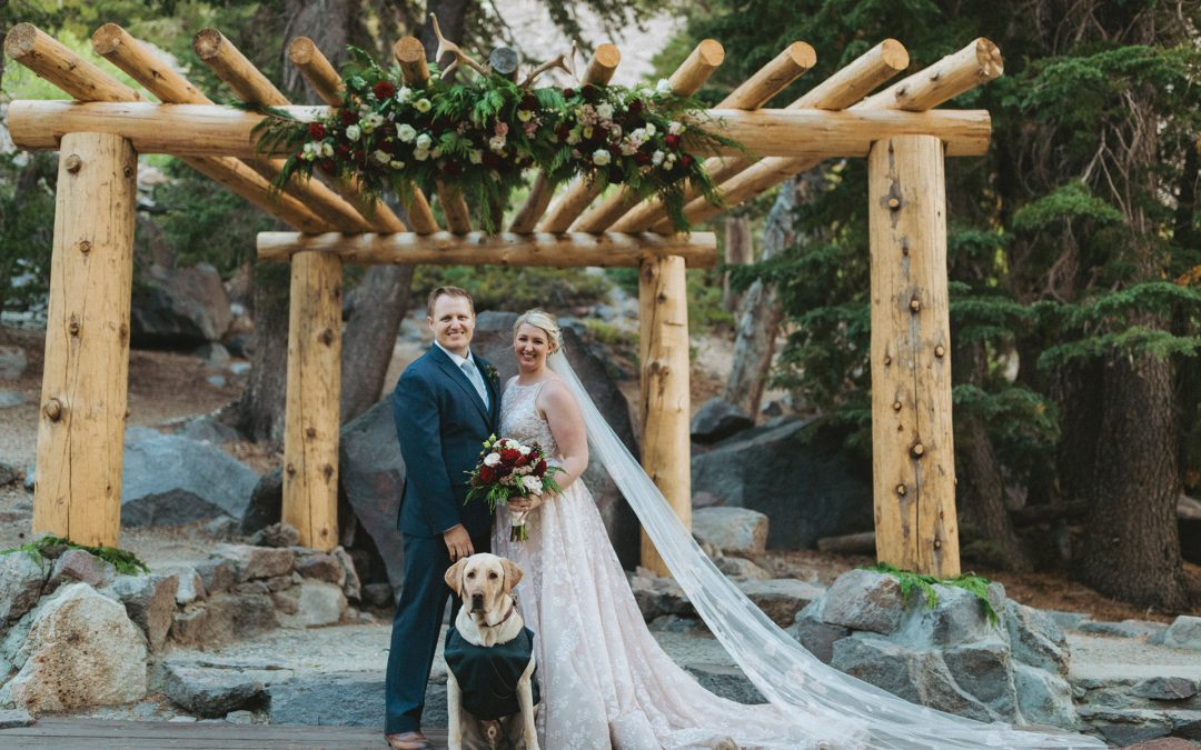 A Wedding in the Mountains  – Follow the Wedding – Stephanie & Justin Wallace
