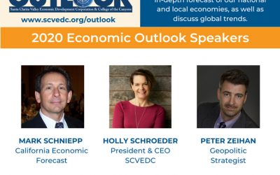 March 12 – Join us for the 2020 – Economic Outlook Conference
