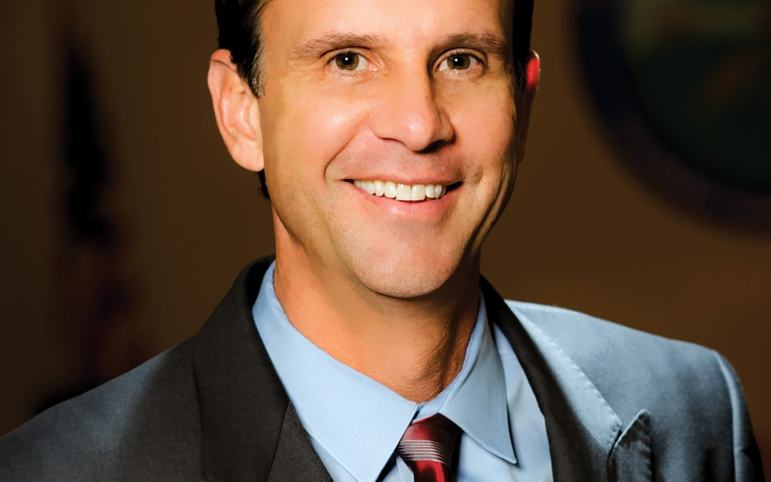 Mayor Cameron Smyth
