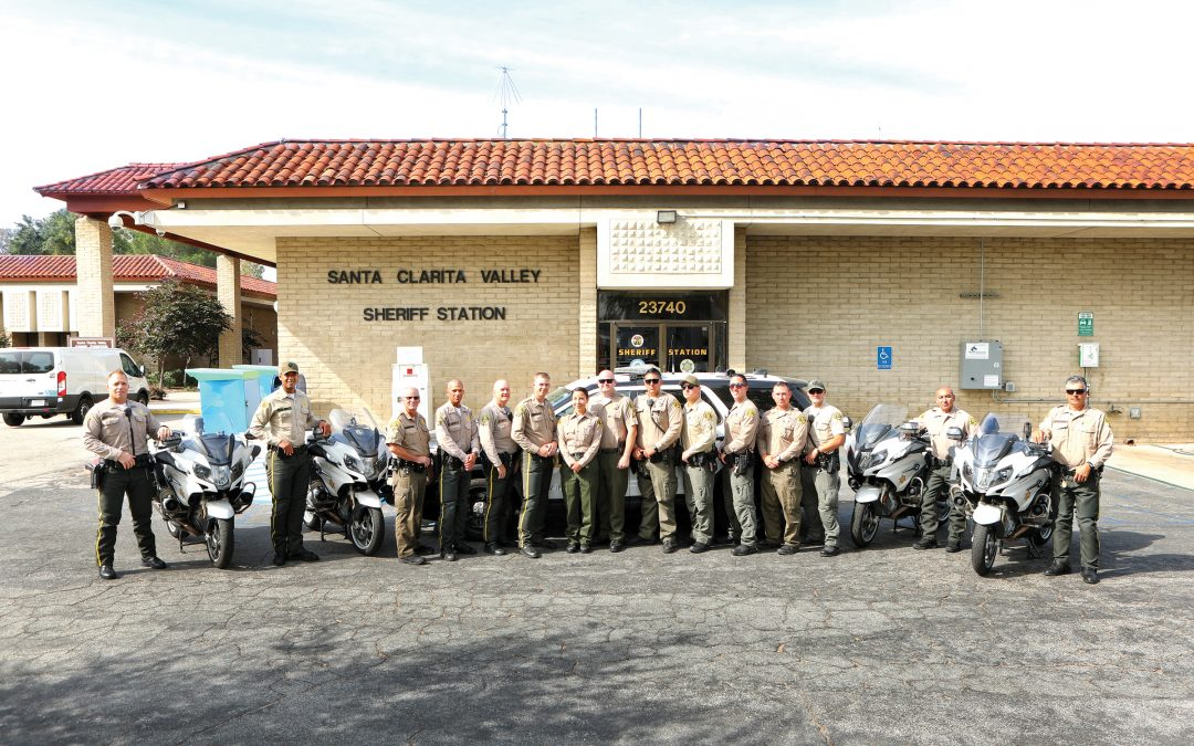 Celebrating Our SCV Heroes – SCV Sheriff's Department