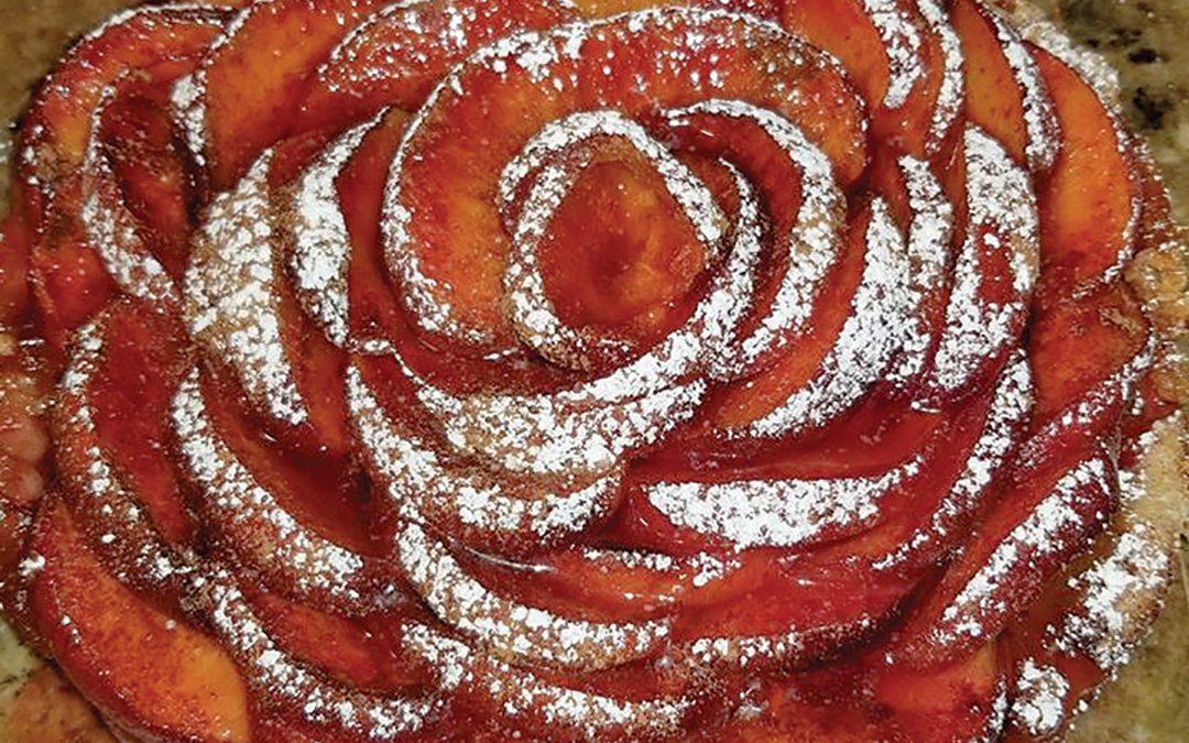 The Peach Tart We Love!