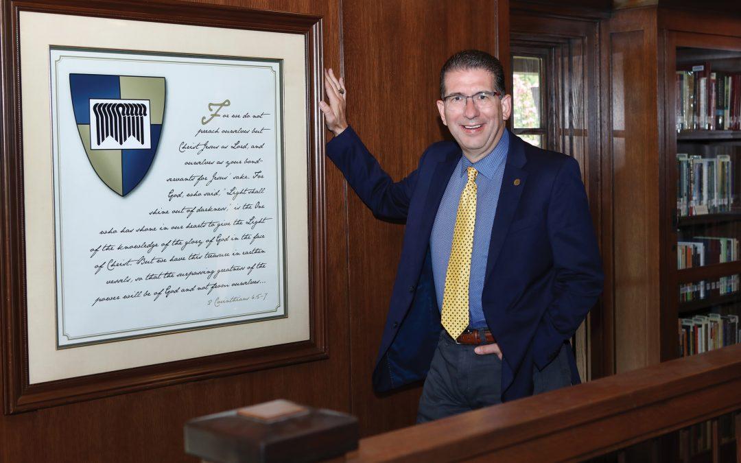 Meet Dr. Sam Horn New President of the Master's University