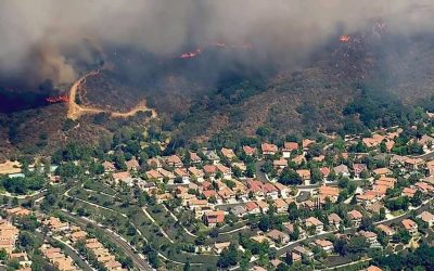 The 2020 Fire Season in SCV