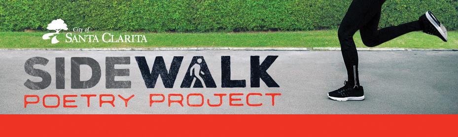 Sidewalk Poetry 2020