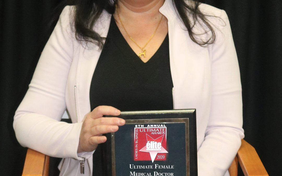 Ultimate Female Medical Doctor Dr. Dortha Chu (City of Hope Santa Clarita)