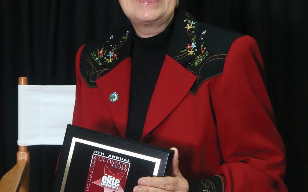 Ultimate Female Community Leader Laurene Weste (City of Santa Clarita)