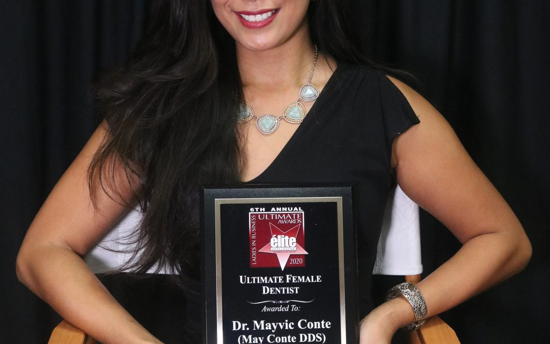 Ultimate Female Dentist Dr. Mayvic Conte (May Conte DDS)