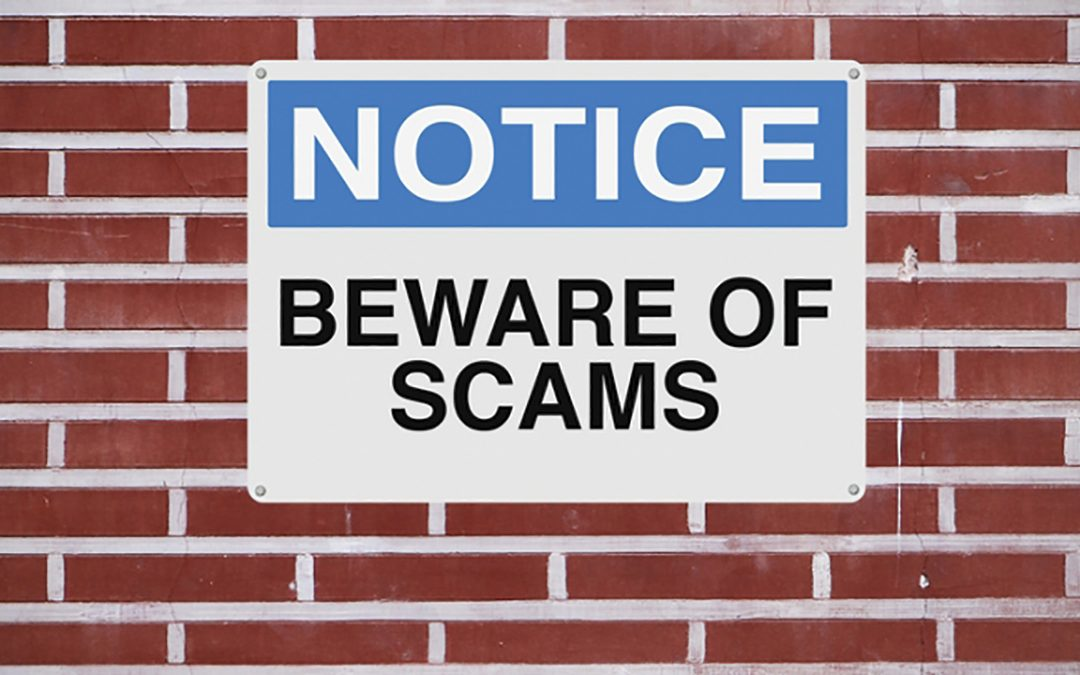 Beware of Health Scams