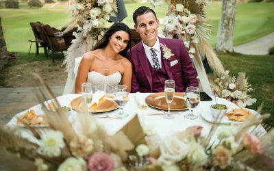 A BOHO Wedding – Robert & Amber Clark