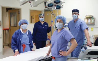 Henry Mayo Fully-Opened for Elective Surgeries and Other Procedures