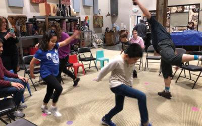 Making Community Connection Through The Arts