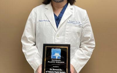 Ultimate Plastic Surgeon Dr. Howard Hu of Valencia Plastic Surgery