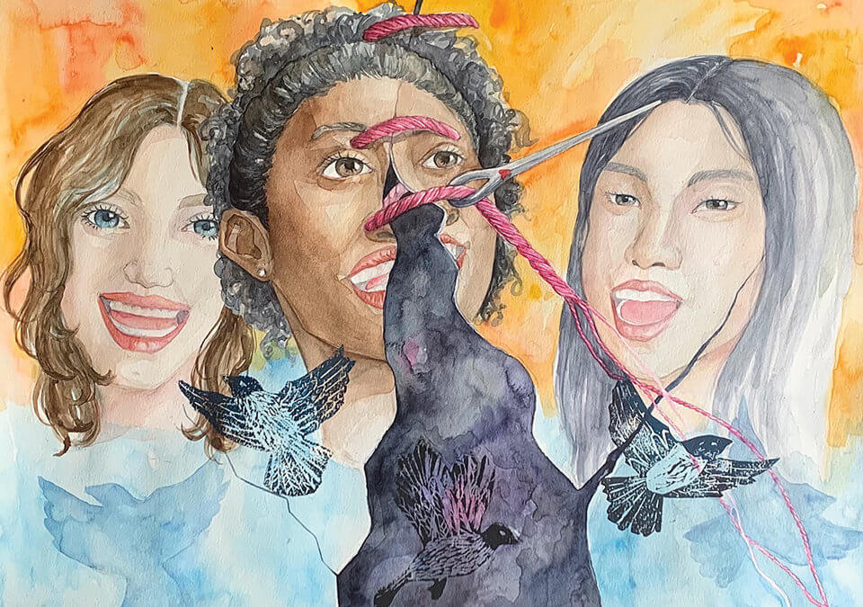 Santa Clarita SISTER CITIES Young Artists and Authors Showcase