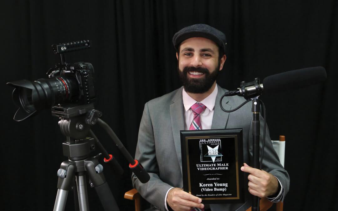 Ultimate Male Videographer Koren Young • VideoBump