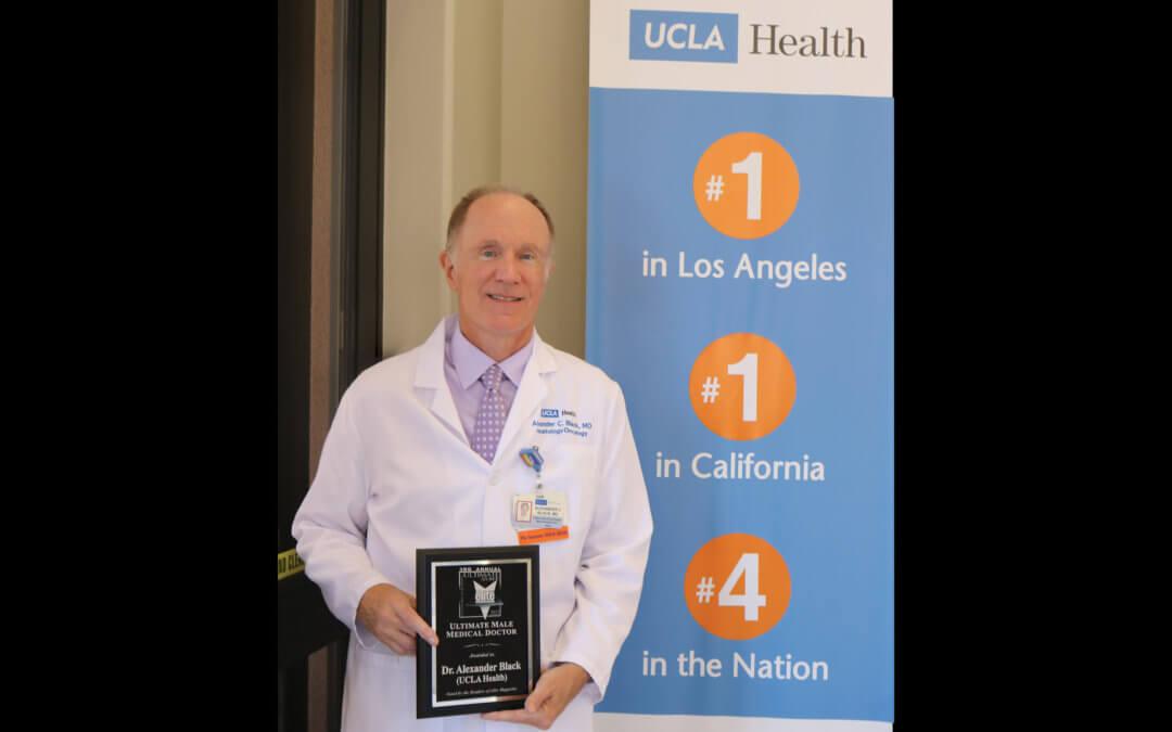 Ultimate Male Medical Doctor Dr. Alexander Black (UCLA Health)
