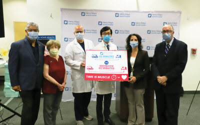 Henry Mayo Newhall Hospital Achieves Fast Heart Attack Response