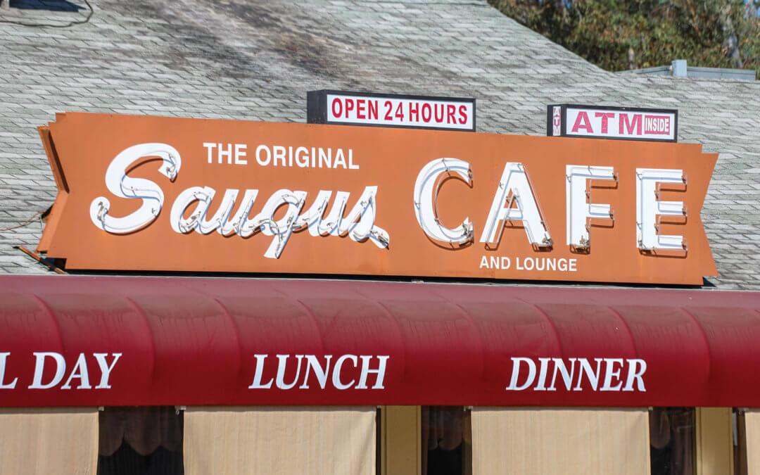 Exploring On-Screen Romance and Restaurants in Santa Clarita