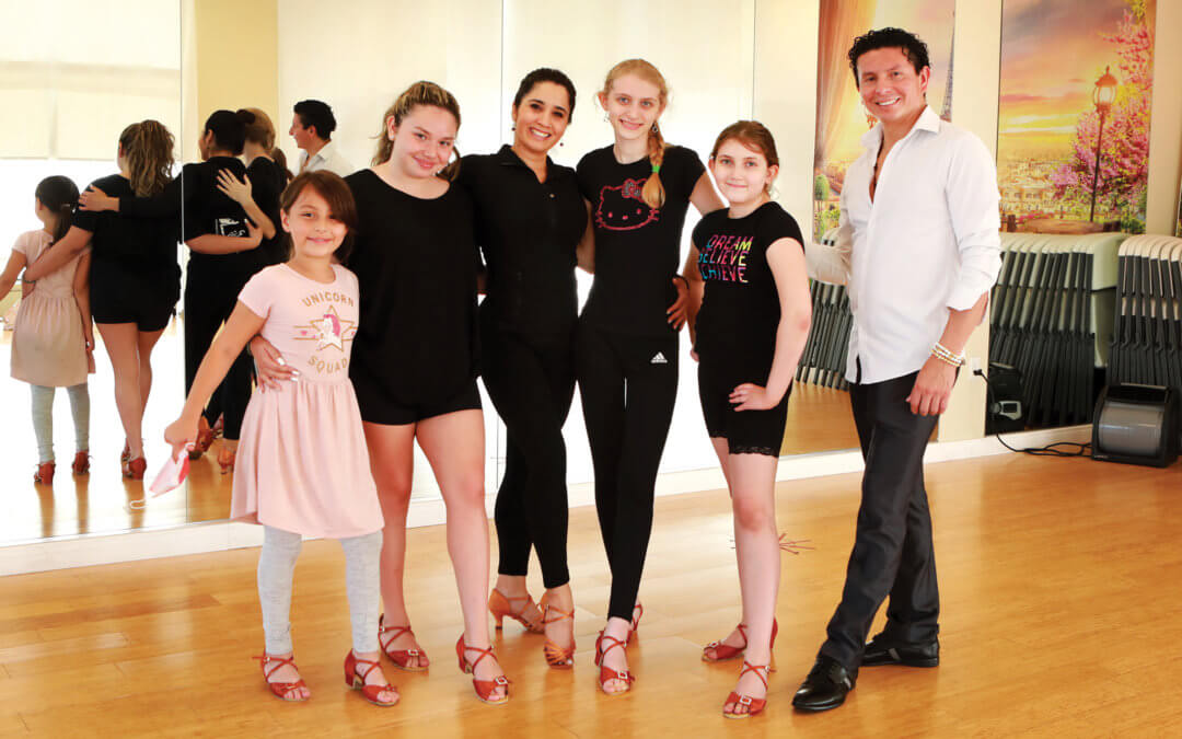 Encouraging Confidence and Strength with Dance For Our Youth
