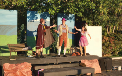 Mission Opera Striving to Bring the Arts to Students
