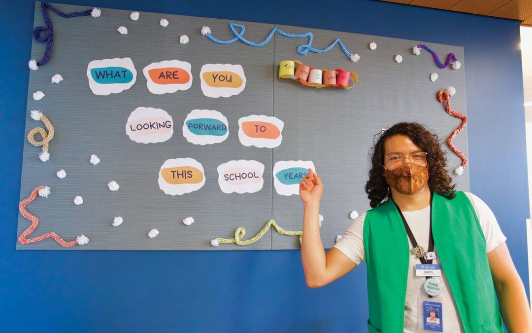 Explore, Imagine and Create at the Santa Clarita Public Library