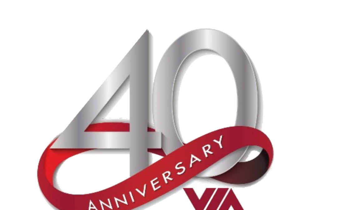 The Valley Industry Association Celebrates it's 40th Anniversary in 2021